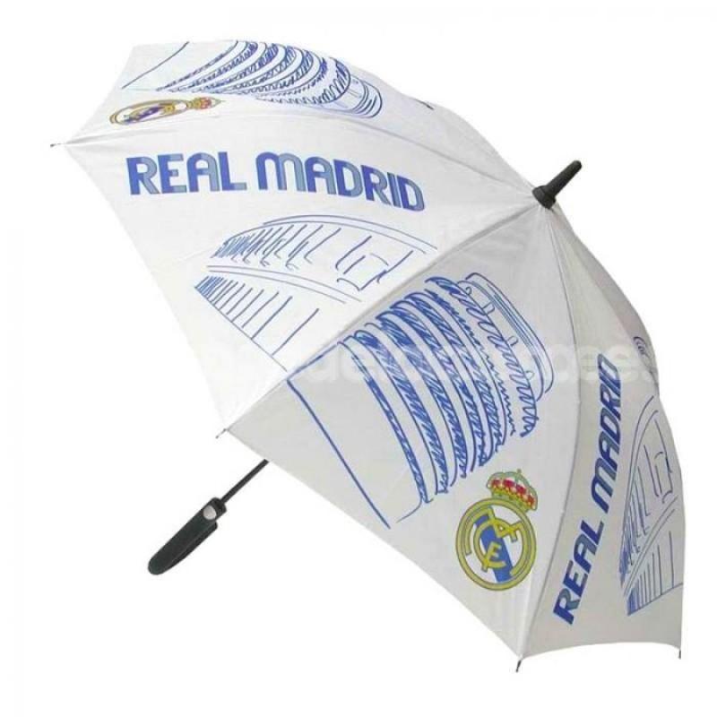 Paraguas Del Real Madrid Grande Del Real Madrid