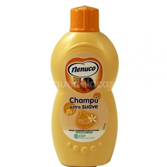 Champ extra suave Nenuco 500 ml con miel y camomila   ElPequeDeLaCasa ...