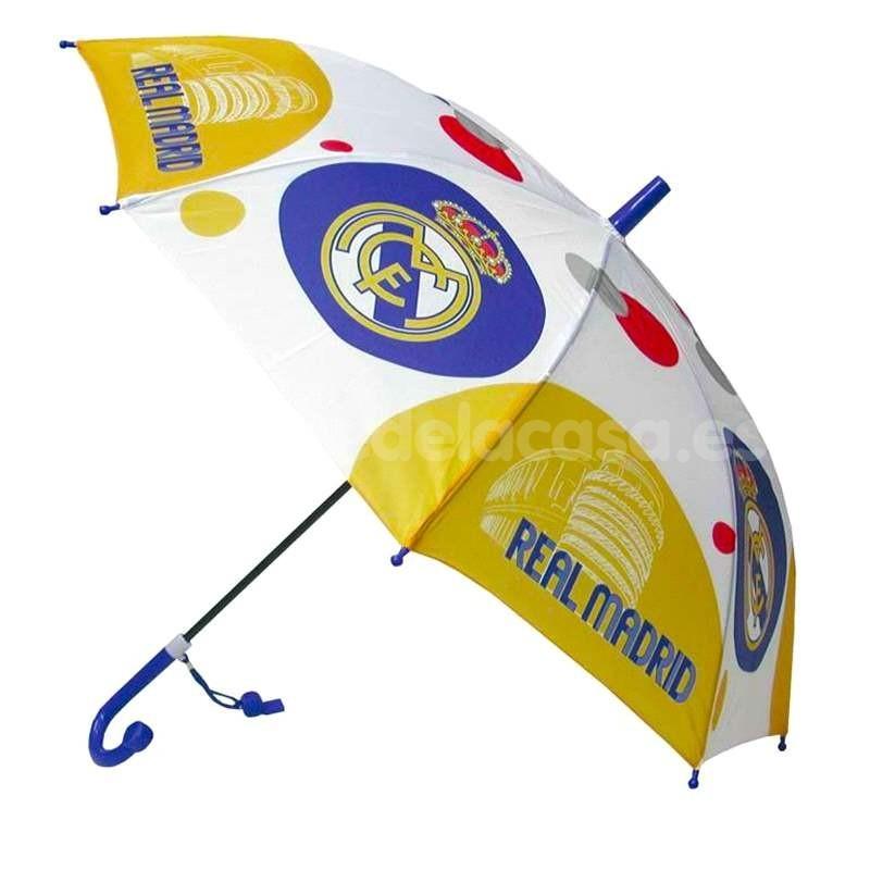 Paraguas Del Real Madrid Paraguas Infantil Real Madrid