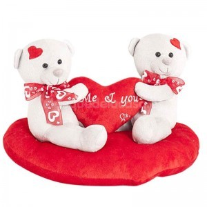 Peluches Me and You Coraz�n para mam�