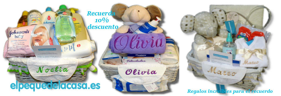 Canastillas y regalos incre�bles