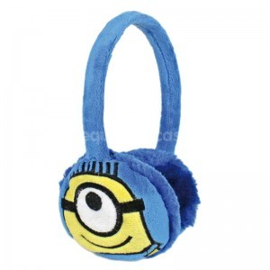 Orejeras Minion Suaves