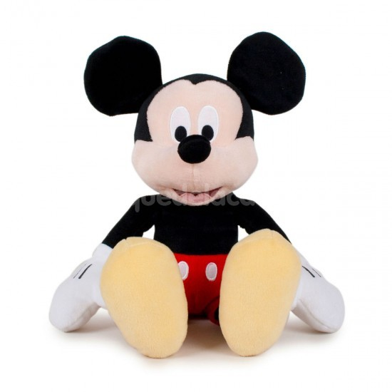 mickey mouse en peluche disney. Black Bedroom Furniture Sets. Home Design Ideas