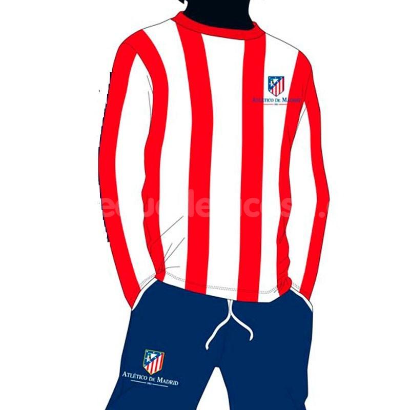 Pijama de infante Atlético de Madrid  e25bdb750c787