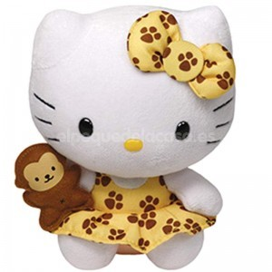 Hello kitty peluche trogoldita 15 cm