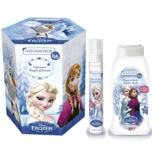 Frozen estuche Fragancia y Gel