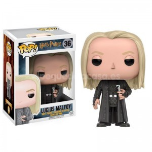 FIGURA POP HARRY POTTER LUCIUS MALFOY