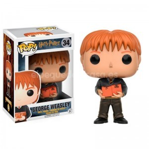 FIGURA POP HARRY POTTER GEORGE WEASLEY