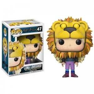 FIGURA POP HARRY POTTER LUNA LOVEGOOD