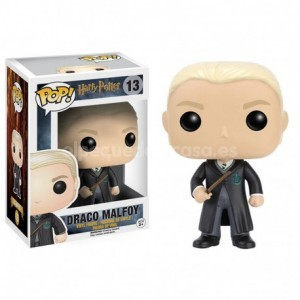 FIGURA HARRY POTTER DRACO MALFOY