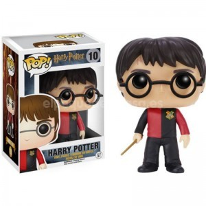 FIGURA POP HARRY POTTER TORNEO DE LOS TRES MAGOS