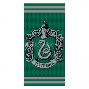 TOALLA HARRY POTTER SLYTHERIN