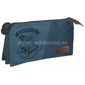 ESTUCHE TRIPLE HARRY POTTER
