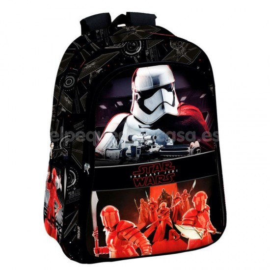 MOCHILA STAR WARS EPISODE III 43 CMS.