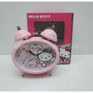 Reloj Despertador Kitty
